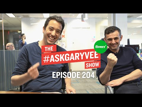Fiverr & How to Become a Successful Freelancer | #AskGaryVee Episode 204
