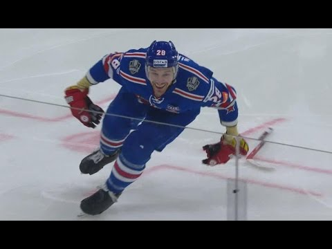Andrei Zubarev's one crazy shift