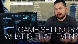 Graphics Settings Explained Feat. GTA 5!