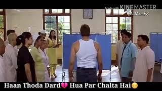 Munna Bhai MBBS Sapna Tuta Hai To Dil Kabhi Jalta