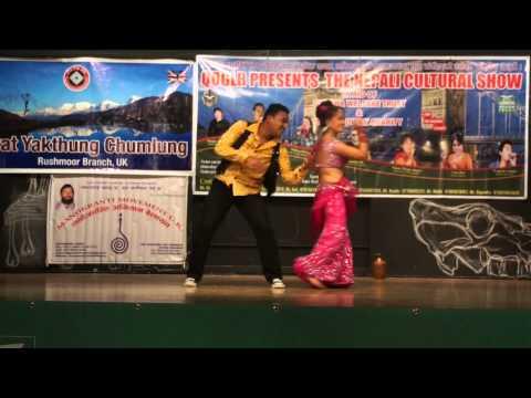 Gita Rai & Shankar BC, Nepali Look Dance Titte Karele Le