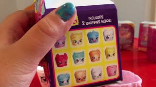 Unboxing Shopkin Wild Style and Disney Happy Places! Will we find the Precious Unicorn??