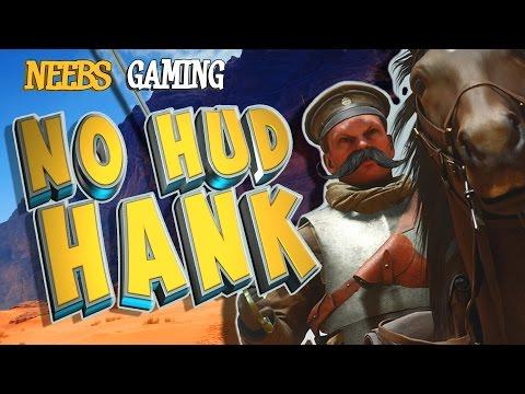 Battlefield 1 - NO HUD HANK