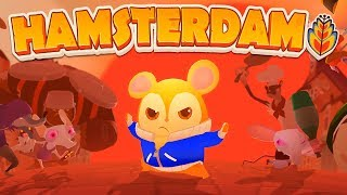 ¡Kung-Furry! - Hamsterdam (Switch) DSimphony