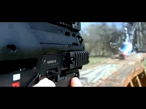 A viewer (ILIKTURTLES27) requested some more full auto firing of the KWA MP7. I obliged. Thanks for watching! Song Information: Title: Bonjour Mon Amie Artis...
