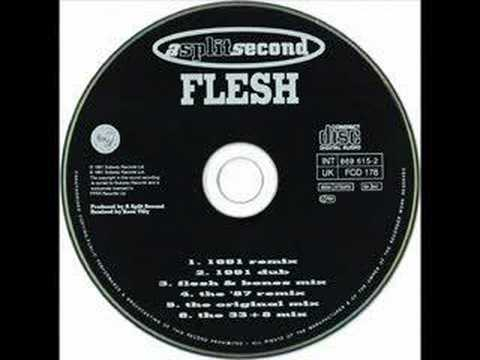 A Split Second - Flesh - 1986 - 80's