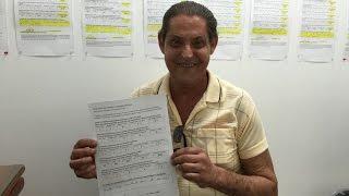 Octavio Gomez, Robo de Identidad, Municipal CS