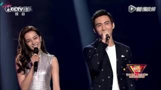 [Vietsub] You were written in my song - Địch Lệ Nhiệt Ba ft Trương Bân Bân