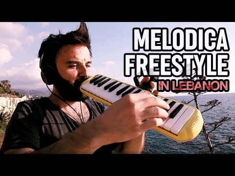 Art-X - Freestyle melodica in Lebanon (Riddim by Macca Dread)