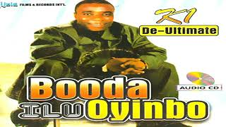 K1 De Ultimate - Booda Ilu Oyinbo - 2019 Yoruba Fuji Music New Release this week 😍