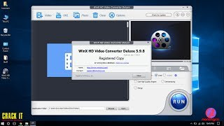 WinX HD Video Converter Deluxe v5.9.9 with Crack -2017