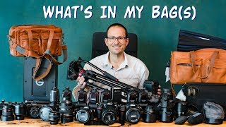 My BIGGEST Kit Ever - What's in my Bags??
