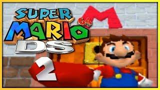 Super Mario 64 DS #2: Marios Befreiung!