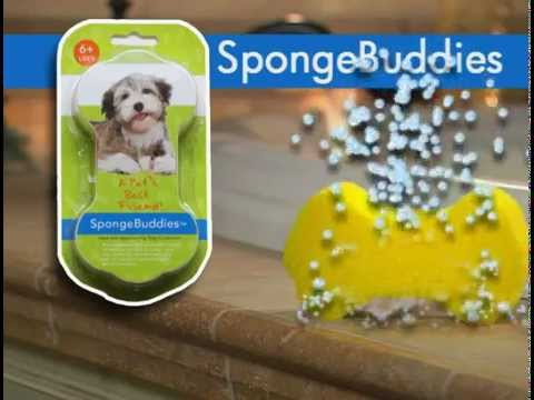 Sponge Buddies Commercial Sponge Buddies Commercial
