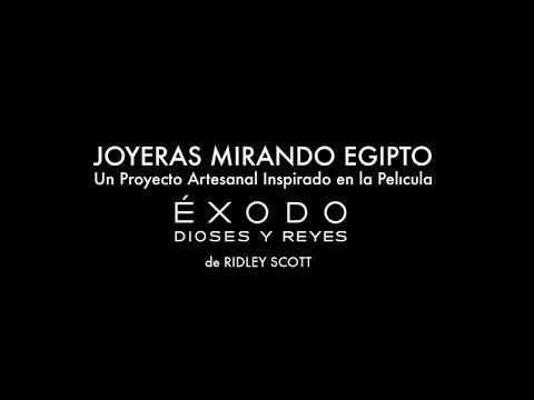 ÉXODO: DIOSES Y REYES | Joyeras Mirando Egipto