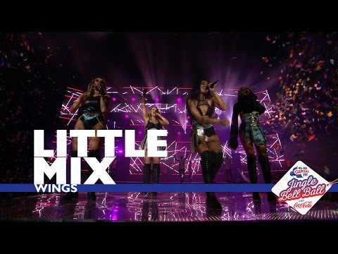 Little Mix 'Wings' (Live At Capital's Jingle Bell Ball 2016)