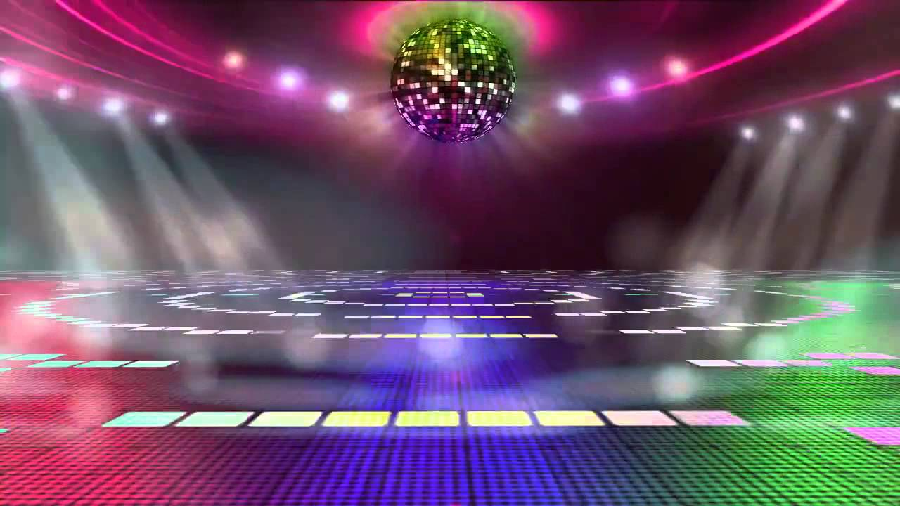 Party Night Background Video HD - YouTube