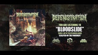DEFENESTRATION - BLOODSLIDE [SINGLE] (2019) SW EXCLUSIVE