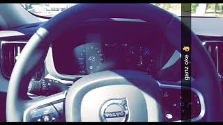 Volvo xc60 Kickdown 0-100 km/h - 2018 Modell