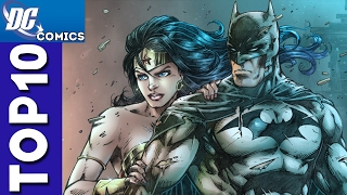 Top 10 Batman and Wonder Woman Moments From Justice League