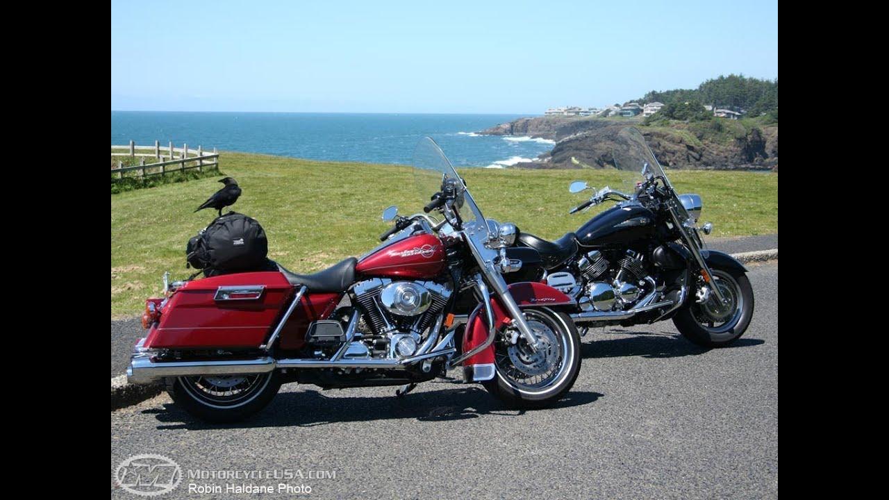 Harley Davidson Road King Vs Street Glide