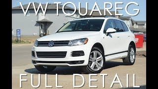 Volkswagen Touareg | FULL DETAIL | STEP BY STEP