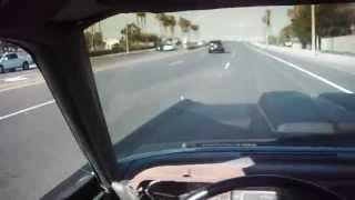 1968 Plymouth Fury vs Jeep SRT8 Cought Sleepin