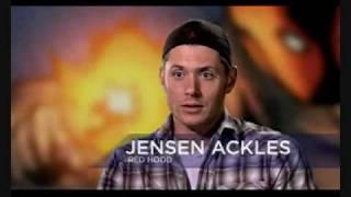 Jensen Ackles - Batman. Under The Red Hood