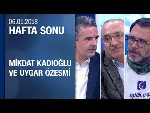 Havalara neler oluyor? Mikdat Kadıoğlu ve Uygar Özesmi yanıtladı - Hafta Sonu 06.01.2018 Cumartesi