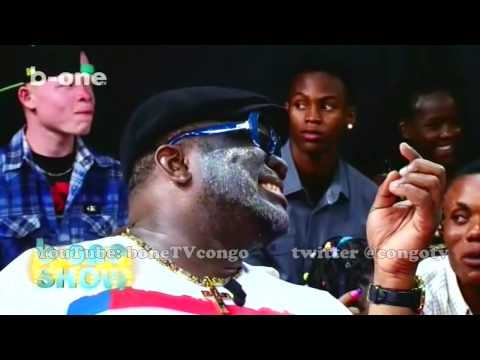 Mbuta Likasu dans b-one Show de Dauphin Mbulamatadi