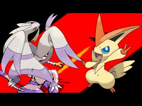 Pokemon Black 2 & White 2 WiFi Battle #127 vs SpecsVictini - Confusingly Simple
