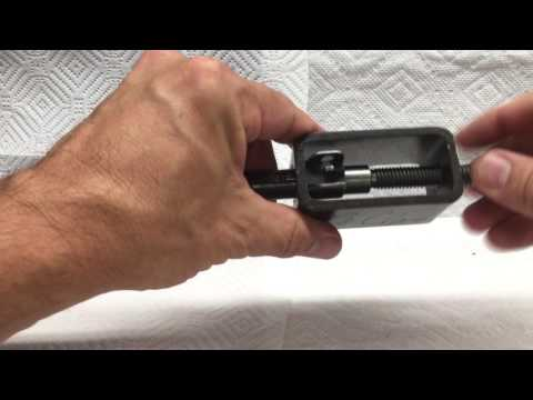 M1 Carbine Front Sight Installation & Removal