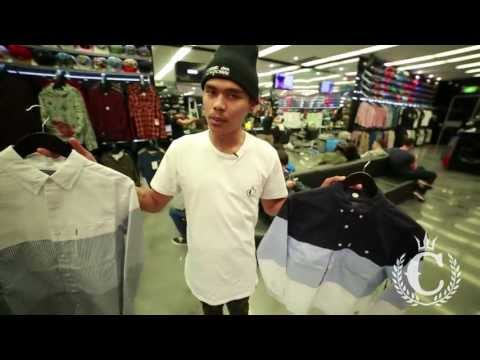 Crooks & Castles - Fleet Long Sleeve Button Up Shirt (feat. Prince @ Culture Kings Sydney)