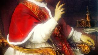 A. VIVALDI: Concerto for 2 Violins,2 Organs,2 String Orchestras in F major RV 584, Acc. di San Rocco