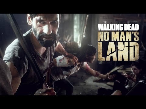 The Walking Dead No Man's Land! Baseball Bats & Knives! My First Mobile Game Upload Ever!