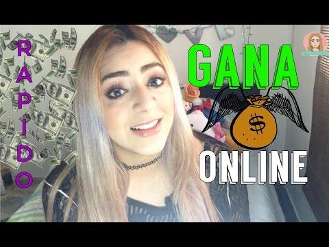 GANAR DINERO POR INTERNET-COMO GANAR DINERO POR INTERNET- SIN INVERTIR- 2017