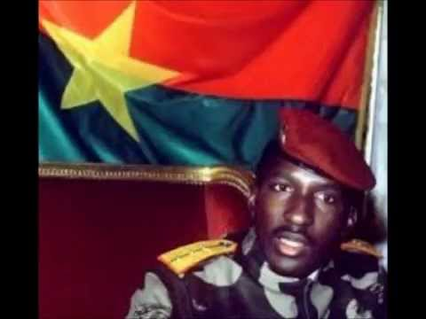 Thomas Sankara Conference de presse 4 Aout 1986