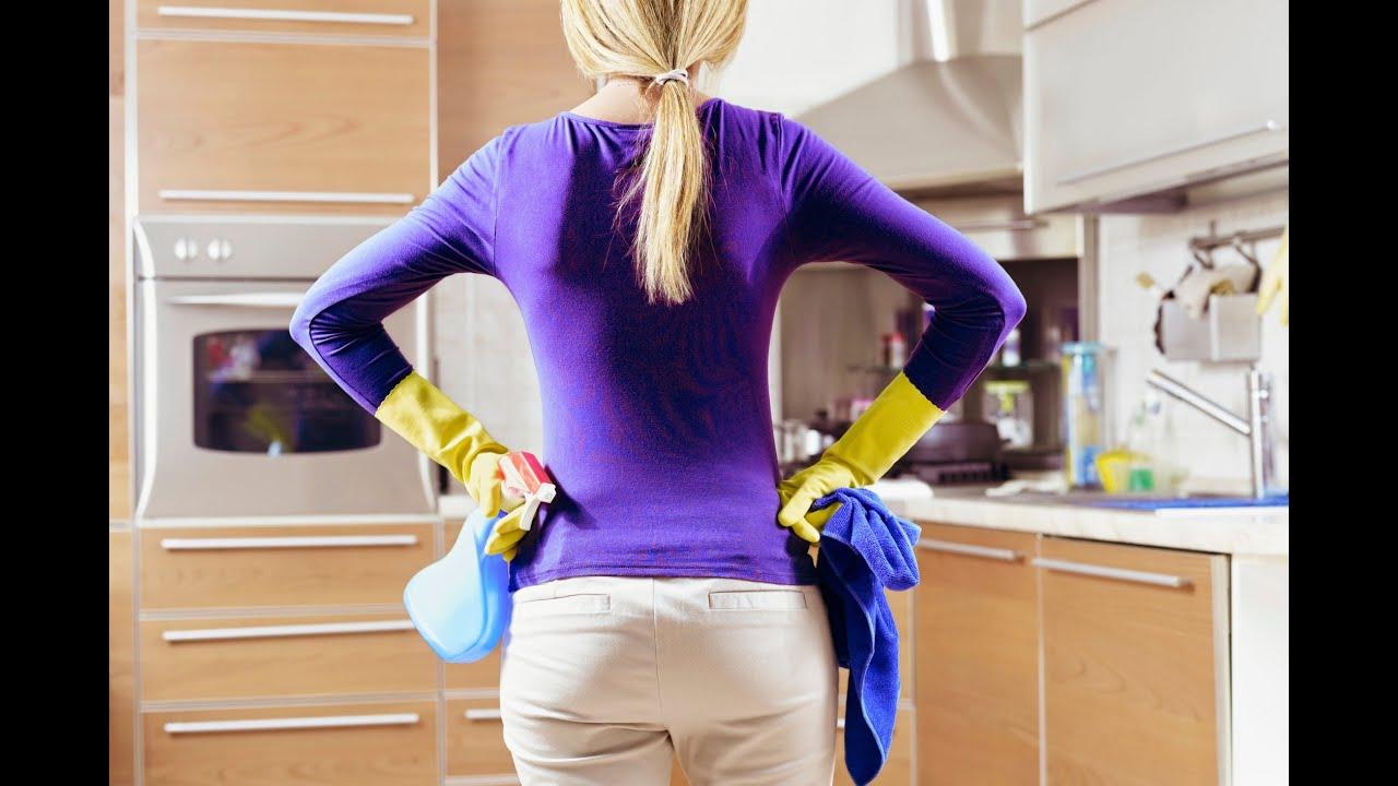 Хозяйка и уборщица 5 фотография