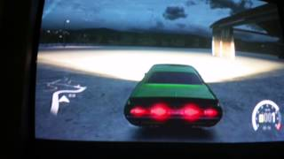 Musclecar drift forza horizon 2