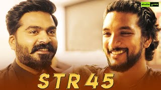 Simbu and Gautham Karthik join hands for an action thriller | Hot Tamil Cinema News
