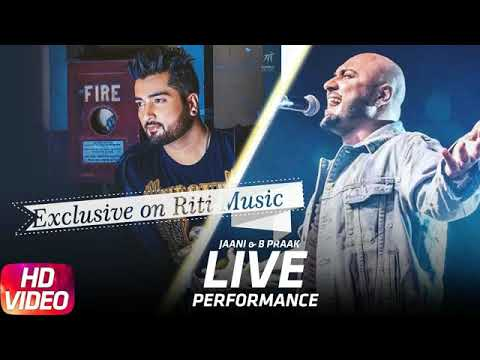 Download Lagu  Jaani & B Praak Live | Qismat | Yaar ni milya | Reprise | 2018 | Riti  Mp3 Free