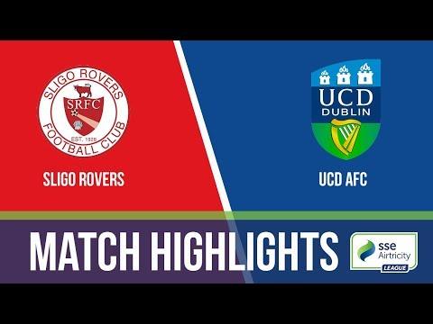 GW23: Sligo Rovers 5-1 UCD