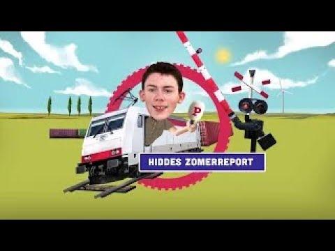 Hiddes 👷� zomerreport ☀� aflevering 4: Hoe werk je veilig op het spoor?