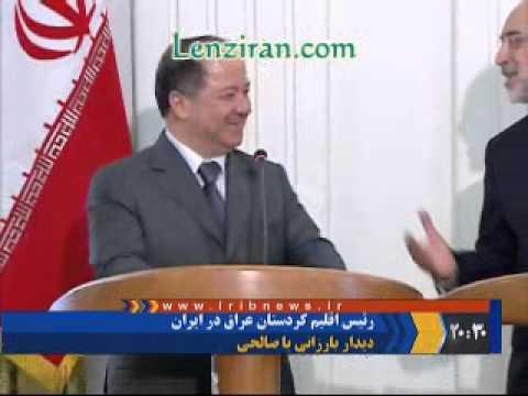 Head of Iraqi Kurdistan Masoud Barzani solved Kurdish group  Pjak problem during his trip to Tehran