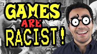 GAMES are RACIST? - According to PBS