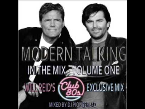 MODERN TALKING IN THE MIX Volume One CLUB 80s