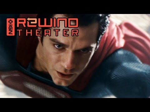 Man of Steel Trailer #3 - IGN Rewind Theater