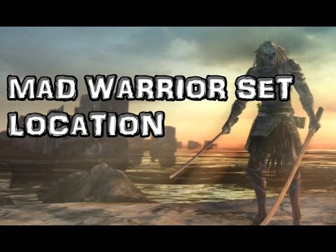 Shadow Dark Souls 2 Dark Souls 2 Mad Warrior Set