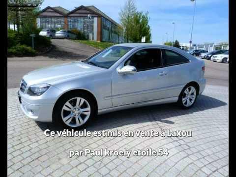 Mercedes classe clc occasion à Laxou en vente sur Auto Séléction
