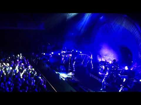 Goldfrapp - Lovely Head Partial Live Brighton Dome 2010